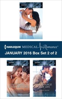 Harlequin Medical Romance January 2016 - Box Set 2 of 2: An Anthology