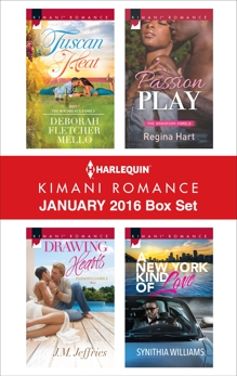 Harlequin Kimani Romance January 2016 Box Set: An Anthology, Jeffries, J.M. & Williams, Synithia & Fletcher Mello, Deborah & Hart, Regina