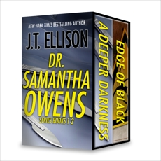 J.T. Ellison Dr. Samantha Owens Series Books 1-2: An Anthology, Ellison, J.T.