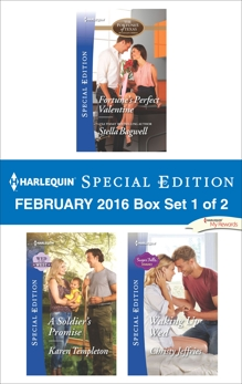 Harlequin Special Edition February 2016 - Box Set 1 of 2: An Anthology, Templeton, Karen & Jeffries, Christy & Bagwell, Stella