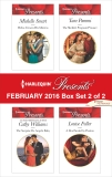 Harlequin Presents February 2016 - Box Set 2 of 2: An Anthology, Williams, Cathy & Smart, Michelle & Pammi, Tara & Fuller, Louise