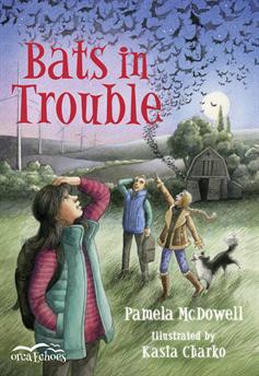 Bats in Trouble, McDowell, Pamela