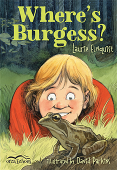 Where's Burgess?, Elmquist, Laurie