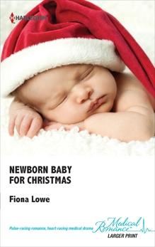 Newborn Baby For Christmas, Lowe, Fiona
