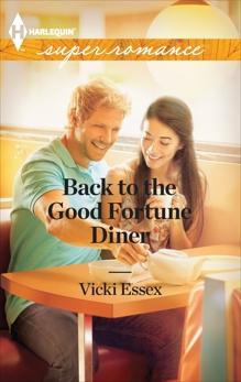 Back to the Good Fortune Diner, Essex, Vicki