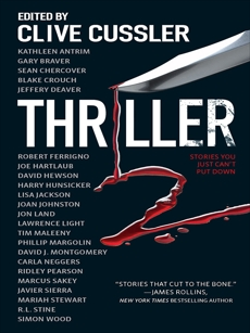 Thriller 2: Stories You Just Can't Put Down, Thriller Writers, Inc., International