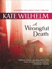 A Wrongful Death, Wilhelm, Kate