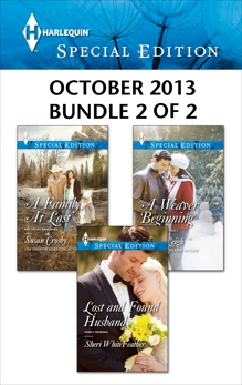Harlequin Special Edition October 2013 - Bundle 2 of 2: An Anthology, Leigh, Allison & Crosby, Susan & WhiteFeather, Sheri