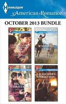 Harlequin American Romance October 2013 Bundle: An Anthology, Roth, Ann & Winters, Rebecca & Thomas, Marin & Carmichael, C.J.