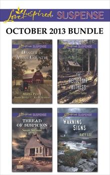 Love Inspired Suspense October 2013 Bundle: An Anthology, Burke, Diane & Perry, Marta & Wilkinson, Kit & Sleeman, Susan & Lee, Katy & Tailer, Kathleen