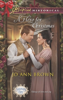 A Hero for Christmas, Brown, Jo Ann