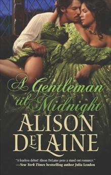 A Gentleman 'Til Midnight, DeLaine, Alison