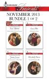Harlequin Presents November 2013 - Bundle 1 of 2: An Anthology, Monroe, Lucy & Lucas, Jennie & Power, Elizabeth & Ellis, Lucy