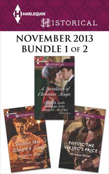 Harlequin Historical November 2013 - Bundle 1 of 2: An Anthology