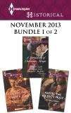 Harlequin Historical November 2013 - Bundle 1 of 2: An Anthology, Styles, Michelle & Scott, Bronwyn & Rolls, Elizabeth & McPhee, Margaret & Kaye, Marguerite