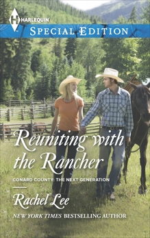 Reuniting with the Rancher, Lee, Rachel