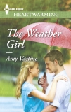 The Weather Girl: A Clean Romance, Vastine, Amy