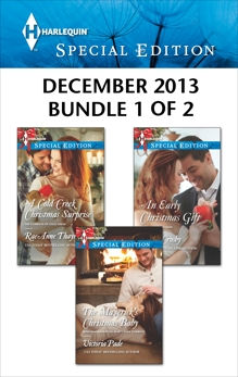 Harlequin Special Edition December 2013 - Bundle 1 of 2: An Anthology, Pade, Victoria & Crosby, Susan & Thayne, RaeAnne