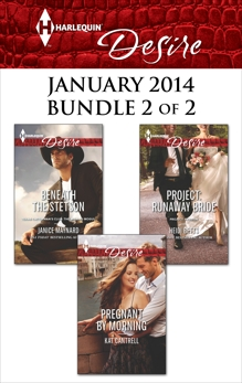 Harlequin Desire January 2014 - Bundle 2 of 2: An Anthology, Maynard, Janice & Betts, Heidi & Cantrell, Kat