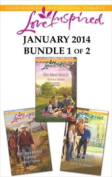 Love Inspired January 2014 - Bundle 1 of 2: An Anthology, Clopton, Debra & St. Amant, Betsy & James, Arlene