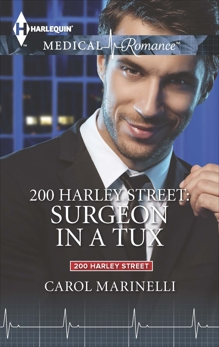200 Harley Street: Surgeon in a Tux, Marinelli, Carol