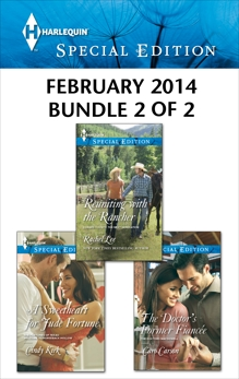 Harlequin Special Edition February 2014 - Bundle 2 of 2: An Anthology, Lee, Rachel & Kirk, Cindy & Carson, Caro
