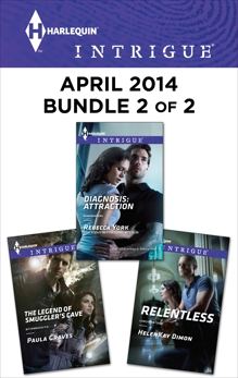 Harlequin Intrigue April 2014 - Bundle 2 of 2: An Anthology, Dimon, HelenKay & Graves, Paula & York, Rebecca