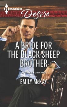 A Bride for the Black Sheep Brother, McKay, Emily