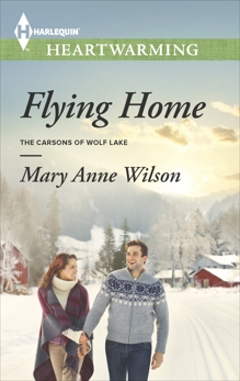 Flying Home: A Clean Romance