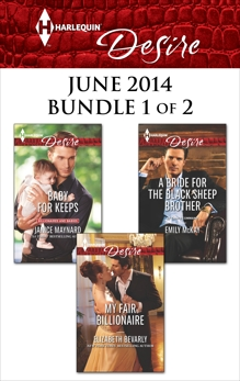 Harlequin Desire June 2014 - Bundle 1 of 2: An Anthology, Maynard, Janice & McKay, Emily & Bevarly, Elizabeth