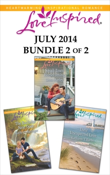 Love Inspired July 2014 - Bundle 2 of 2: An Anthology