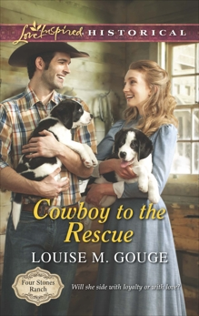 Cowboy to the Rescue, Gouge, Louise M.