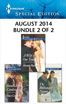 Harlequin Special Edition August 2014 - Bundle 2 of 2: An Anthology, Harlen, Brenda & Connelly, Stacy & McClone, Melissa