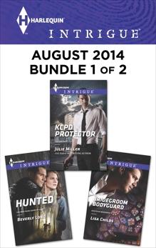 Harlequin Intrigue August 2014 - Bundle 1 of 2: An Anthology, Miller, Julie & Childs, Lisa & Long, Beverly