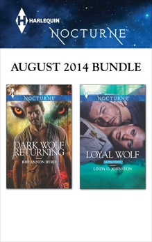 Harlequin Nocturne August 2014 Bundle: An Anthology, Byrd, Rhyannon & Johnston, Linda O.