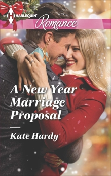 A New Year Marriage Proposal, Hardy, Kate