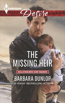 The Missing Heir, Dunlop, Barbara