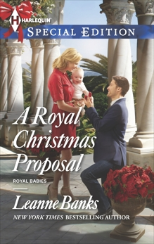 A Royal Christmas Proposal, Banks, Leanne