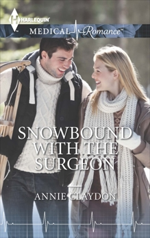 Snowbound with the Surgeon, Claydon, Annie