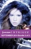 Harlequin Intrigue September 2014 - Bundle 2 of 2: An Anthology, Ericson, Carol & Eden, Cynthia & Long, Beverly