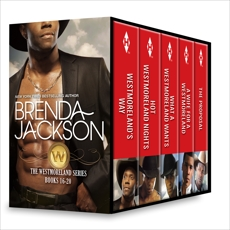 Brenda Jackson The Westmoreland Series Books 16-20: An Anthology, Jackson, Brenda