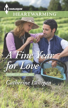 A Fine Year for Love: A Clean Romance, Lanigan, Catherine