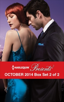 Harlequin Presents October 2014 - Box Set 2 of 2: An Anthology, Hewitt, Kate & Monroe, Lucy & Williams, Cathy & Thomas, Rachael