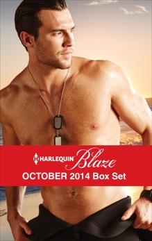 Harlequin Blaze October 2014 Box Set: An Anthology, McCarthy, Erin & Marsh, Anne & Sharpe, Isabel & Kyle, Regina