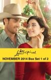 Love Inspired November 2014 - Box Set 1 of 2: An Anthology, Perry, Marta & Goodnight, Linda & Mindel, Jenna & Davids, Patricia & Kaye, Glynna