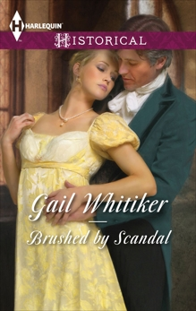 Brushed by Scandal, Whitiker, Gail