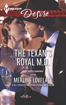 The Texan's Royal M.D., Lovelace, Merline