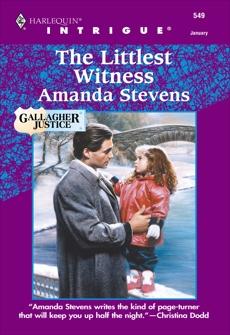 THE LITTLEST WITNESS, Stevens, Amanda
