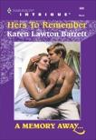HERS TO REMEMBER, Barrett, Karen Lawton