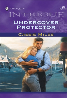 UNDERCOVER PROTECTOR, Miles, Cassie